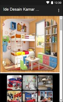 Ide Desain Kamar Anak apk screenshot