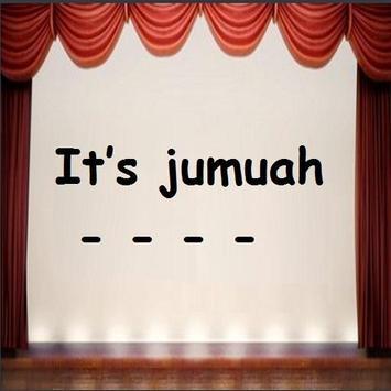 Raef - It's Jumuah [Friday] apk screenshot