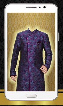 Men Salwar Kameez Photo Editor screenshot 1