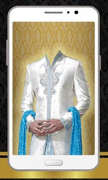 Men Salwar Kameez Photo Editor screenshot 3