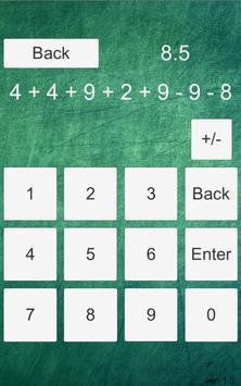 Brain trainer: math screenshot 8
