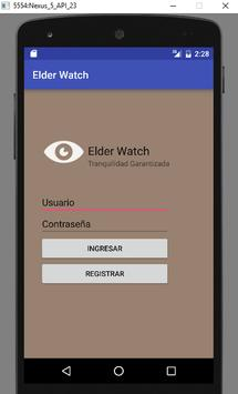 Elder Watch poster