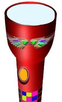 Flash Light Battery Saving poster