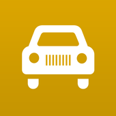 Hide Car Plate icon