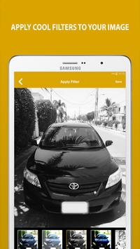 Hide Car Plate apk screenshot