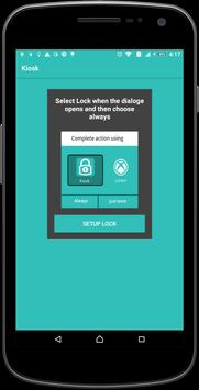 Kiosk Lockdown AppLock apk screenshot