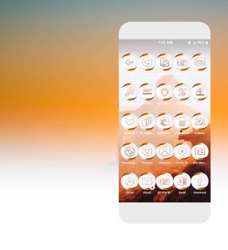 Neo Orange Icons Pack screenshot 5