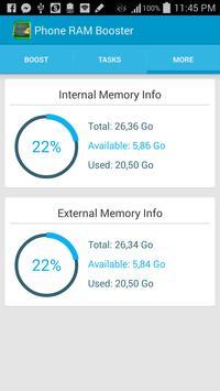 Phone RAM booster & optimizer screenshot 7