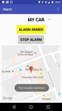 Alarm FREE screenshot 2