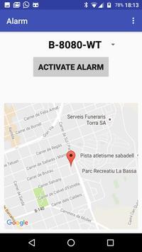 Alarm FREE poster