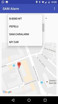 SAM Alarm FREE screenshot 2