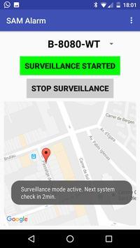 SAM Alarm FREE screenshot 3