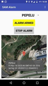SAM Alarm FREE screenshot 4