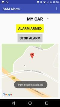 Alarm FREE Car Truck Motorbike screenshot 6