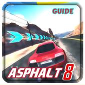Cheats for Asphalt 8 Airborn icon