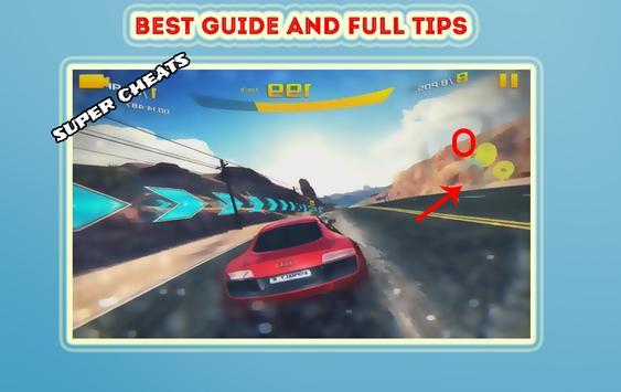 Cheats for Asphalt 8 Airborn screenshot 3