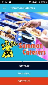 Samman Caterers screenshot 1