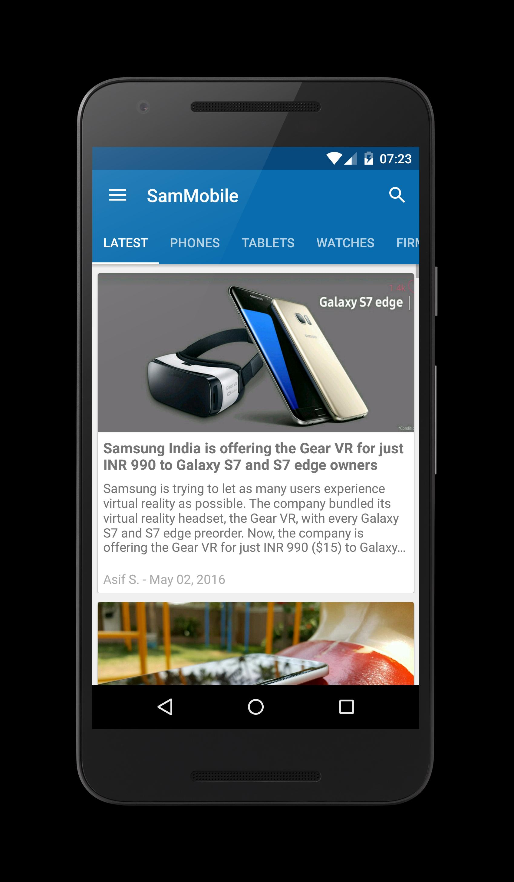 SamMobile for Android - APK Download