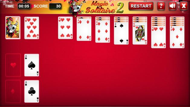 Magic Solitaire 2 apk screenshot