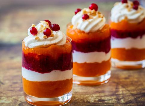 Healthy Fruit Dessert Recipes Apk