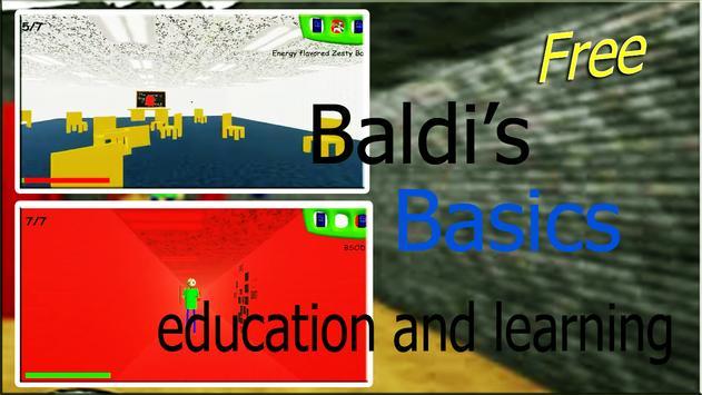Adventure baldi guide screenshot 1
