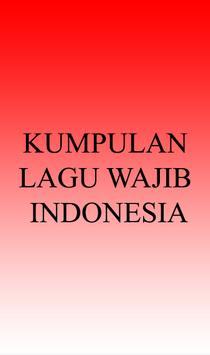 Lagu Lirik Indonesia Raya poster