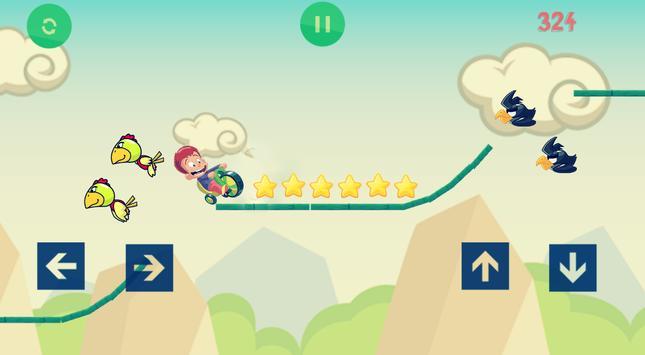 Subway bmx Boy soni games apk screenshot