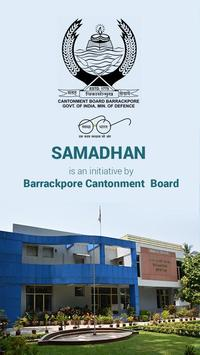Barrackpore Samadhan poster
