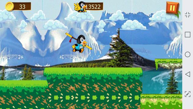 لعبة مغامرات بطريق apk screenshot