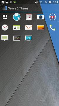 Sense 5 Theme (Icon Pack) apk screenshot