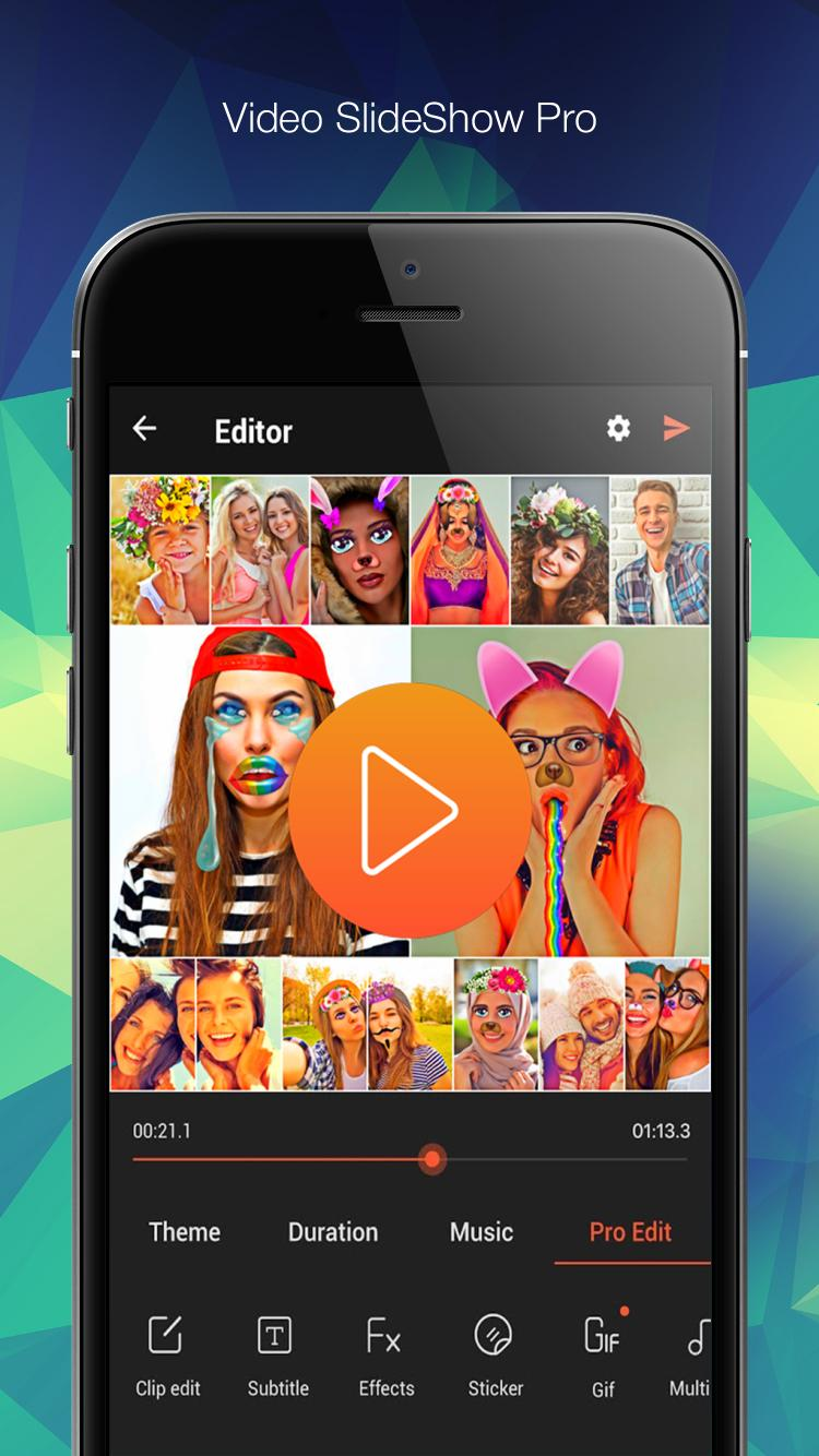 Video Show -Video Editor Music for Android - APK Download