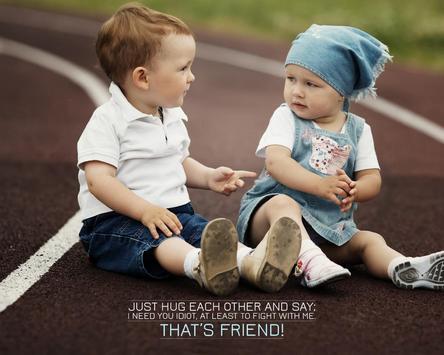 Friendship Quote Wallpapers apk screenshot