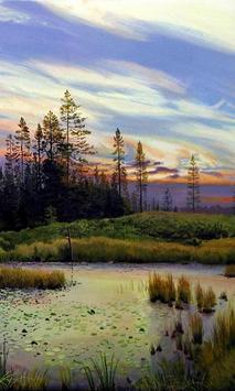 Oil Painting Wallpaper screenshot 1