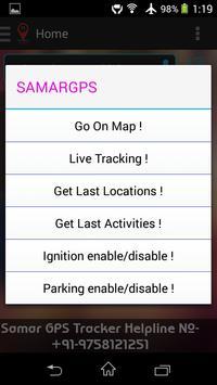 SAMAR GPS TRACKER screenshot 2