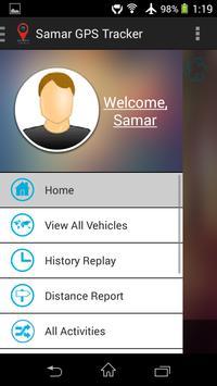 SAMAR GPS TRACKER screenshot 3