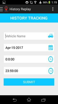 SAMAR GPS TRACKER screenshot 4
