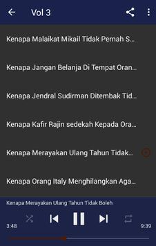 Ustadz Abdul Somad Ceramah Offline screenshot 5