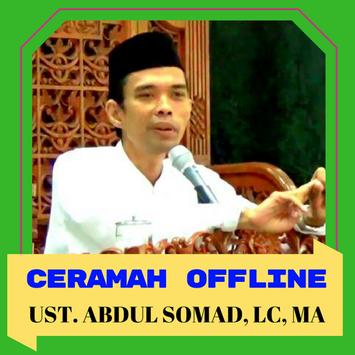 Ustadz Abdul Somad Ceramah Offline poster
