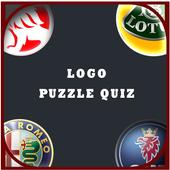 Logo Puzzle Quiz Cars 2018 icon