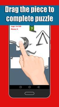 Logo Puzzle Quiz Cars 2018 apk screenshot