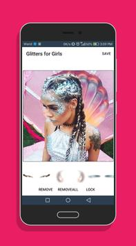 Glitter Makeup Pro for Girls - Fashion Girls screenshot 1