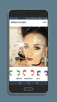 Glitter Makeup Pro for Girls - Fashion Girls screenshot 2
