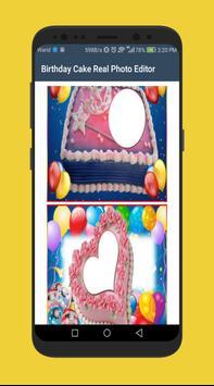 Birthday Cake Real Photo Editor Pro 2018 screenshot 14