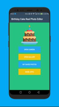 Birthday Cake Real Photo Editor Pro 2018 screenshot 16