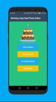 Birthday Cake Real Photo Editor Pro 2018 screenshot 4
