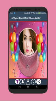 Birthday Cake Real Photo Editor Pro 2018 screenshot 6