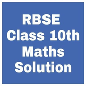 RBSE Class 10th Maths Solution-Notes icon
