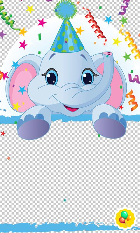 Birthday Photo Frames Kids For Android Apk Download