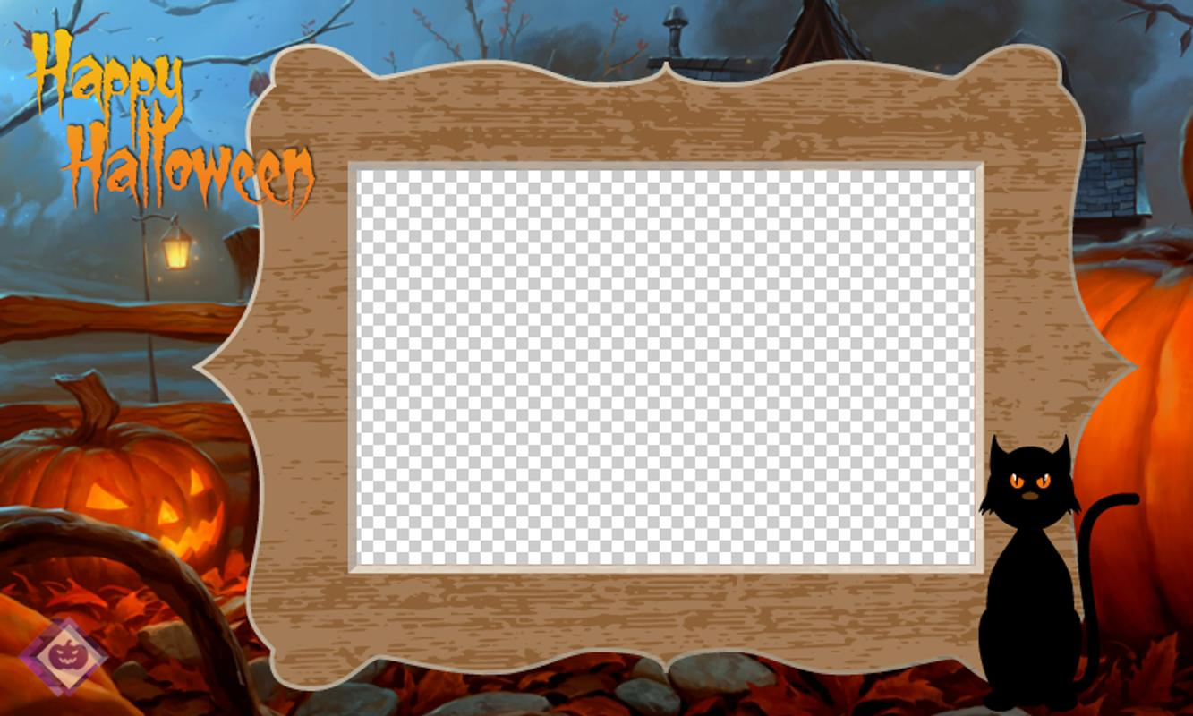 halloween photo frames editor apk download - free photography app