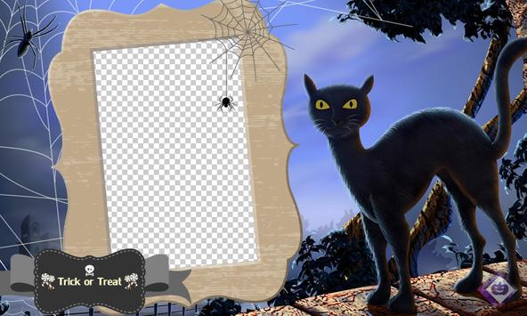 Halloween Photo Frames for Android  Free download and